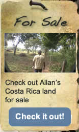 Costa Rica Land for Sale!